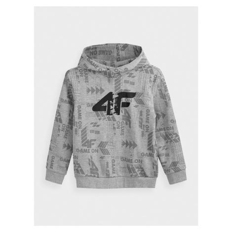 Chlapecká mikina 4F