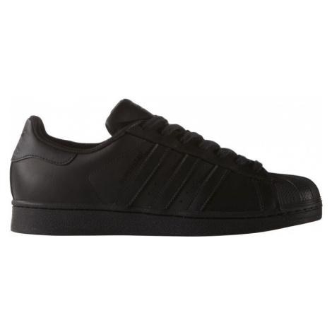 Adidas superstar - černá