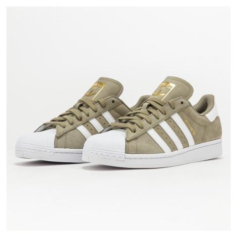 adidas Originals Superstar orbgrn / ftwwht / goldmt eur 40 2/3