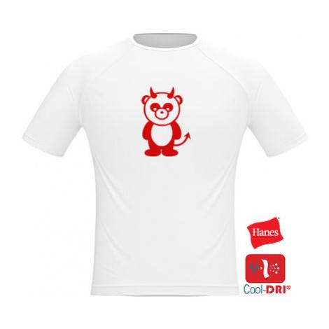 Pánské tričko SPORT Panda čertík