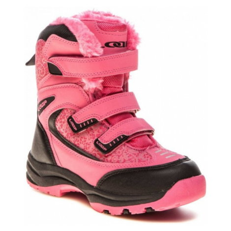 Loap NAO růžová - Dětská zimní obuv