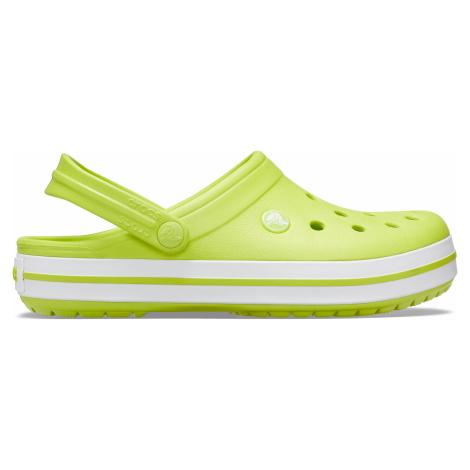 Crocs Crocband Lime Punch/White