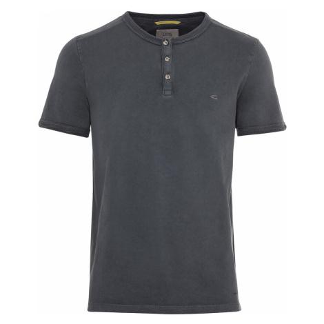 Tričko Camel Active H-T-Shirt 1/2 Arm - Šedá