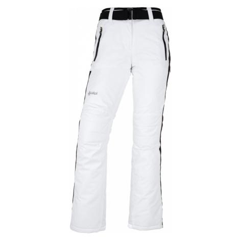 KILPI Dámské lyžařské kalhoty MURPHY-W JL0194KIWHT Bílá