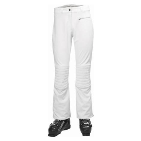 Helly Hansen BELLISSIMO PANT bílá - Dámské lyžařské kalhoty