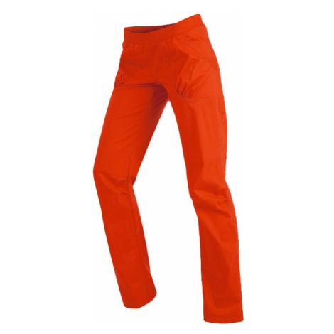 LITEX Kalhoty dámské dlouhé bokové. 99581312 červená