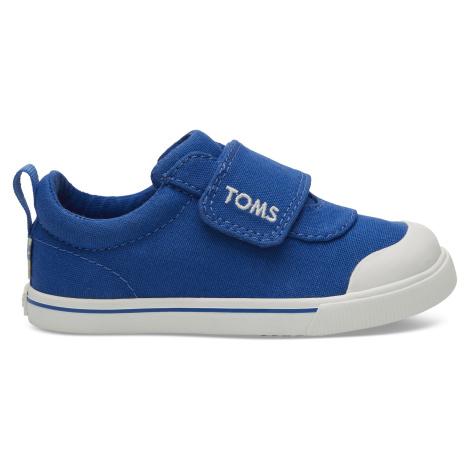 Blue Canvas TINY Doheny Sneak Toms