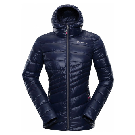 Dámská bunda Alpine Pro BARROKA 4 - tmavě modrá