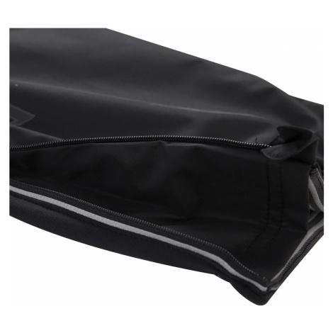 ALPINE PRO HUW 3 Pánské sportovní kalhoty MPAS461990 černá