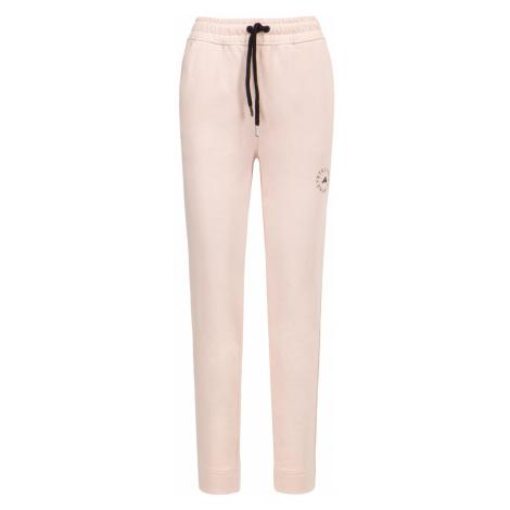 Kalhoty Adidas by Stella McCartney ASMC REG PANT P béžová|růžová