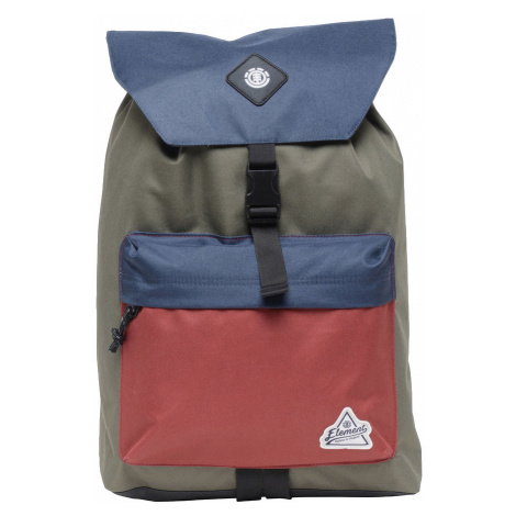 Batoh Element Wessel moss green 28l