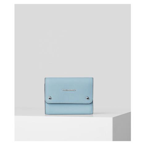 Peněženka Karl Lagerfeld Ikon Md Flap Wallet
