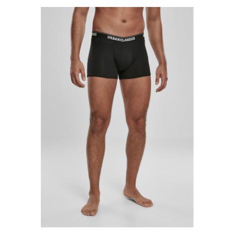 Urban Classics Boxer Shorts 3-Pack digital camo/aztec AOP/black