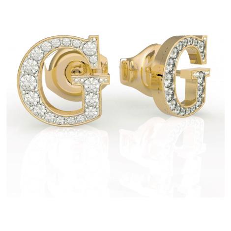 Guess dámské zlaté náušnice