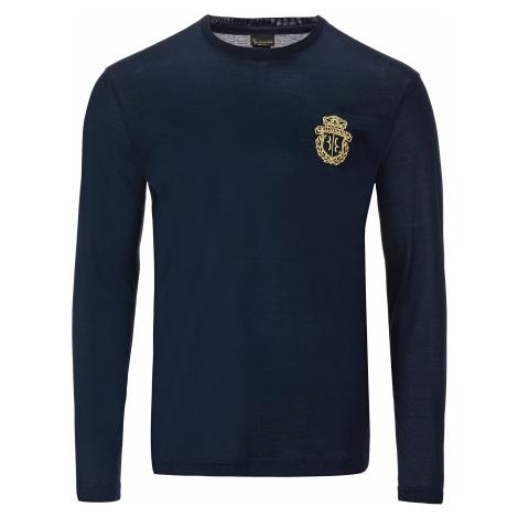BILLIONAIRE Crest Dark Blue tričko