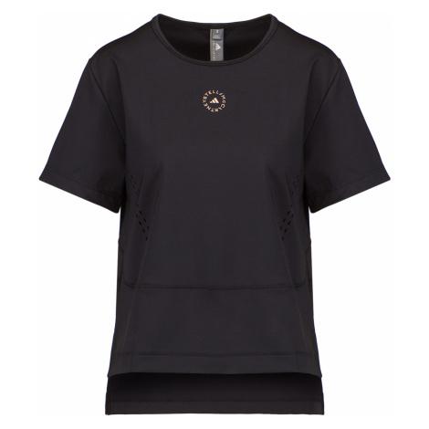 Tričko Adidas by Stella McCartney TRUESTR L TEE černá