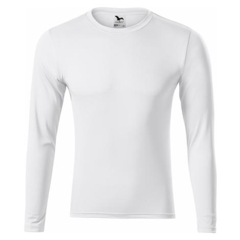 Malfini Pride Uni sportovní triko s dlouhým rukávem 16800 bílá