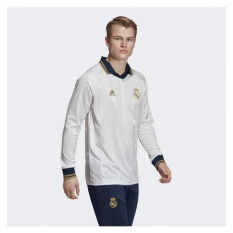 Tričko Adidas Real Madrid Icons Tee White