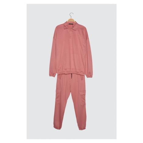 Trendyol Rose Dry Men's Tracksuit Suit