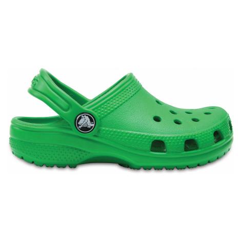 Crocs Classic Clog K Grass Green C4