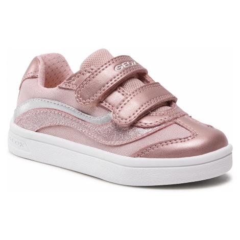 Sneakersy GEOX - J Djrock G. A J154MA 0ASAJ C8172 M Lt Rose