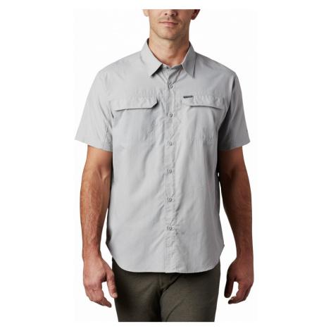 Košile Columbia Silver Ridge™ 2.0 SS Shirt M - šedá