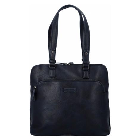 Dámská kabelka přes rameno tmavě modrá - Enrico Benetti Caeny