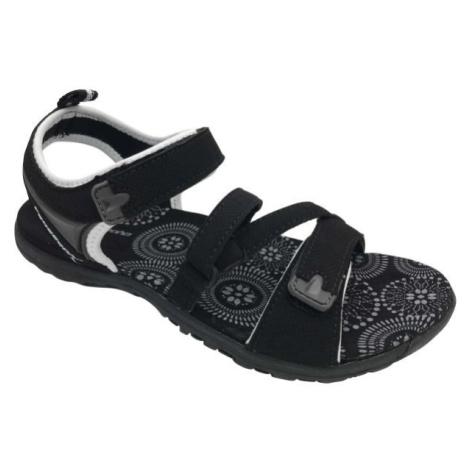 Crossroad MATSU bílá - Dámské sandály