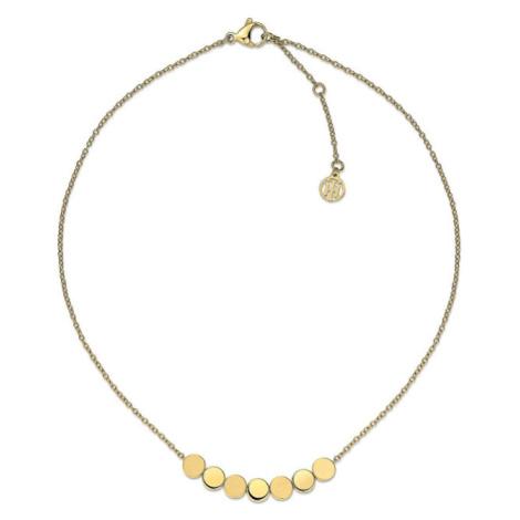 Tommy Hilfiger Fashion ocelový náhrdelník TH2701034