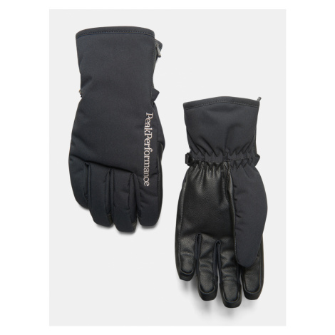Rukavice Peak Performance Jr Unite Glove - Černá