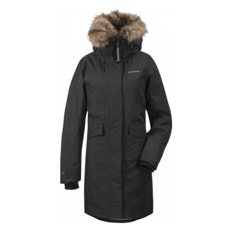 Dámský kabát Didriksons Erika černá Didriksons 1913
