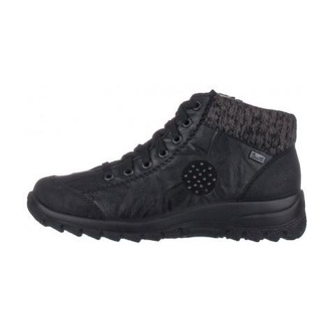 Kotníčková obuv RIEKER L7110-01