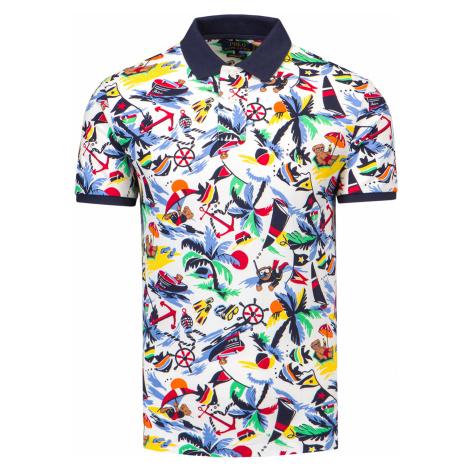 Polo Polo Ralph Lauren SSKCCMSLM5 multicolor
