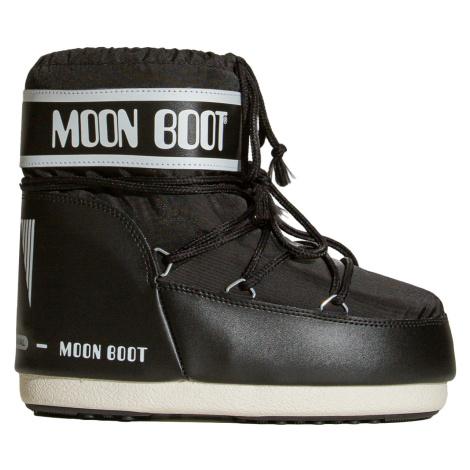 Boty Moon Boot CLASSIC LOW 2 černá