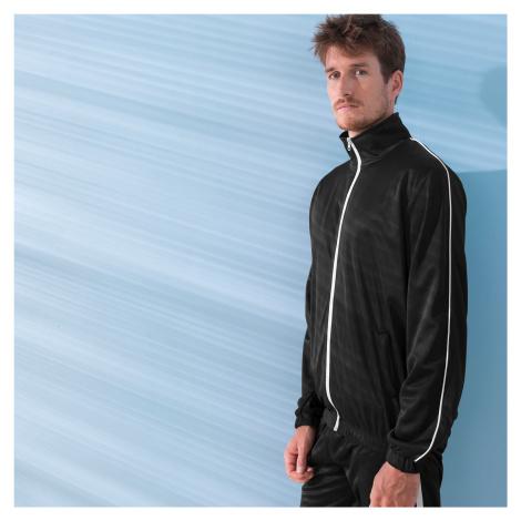 Blancheporte Sportovní bunda z mikrovlákna černá