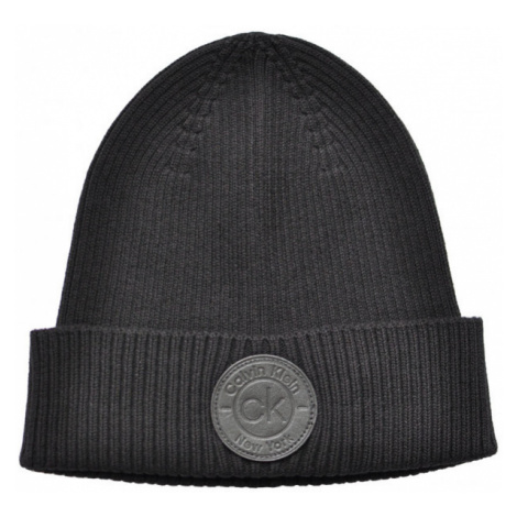 Calvin Klein Calvin Klein pánská černá čepice