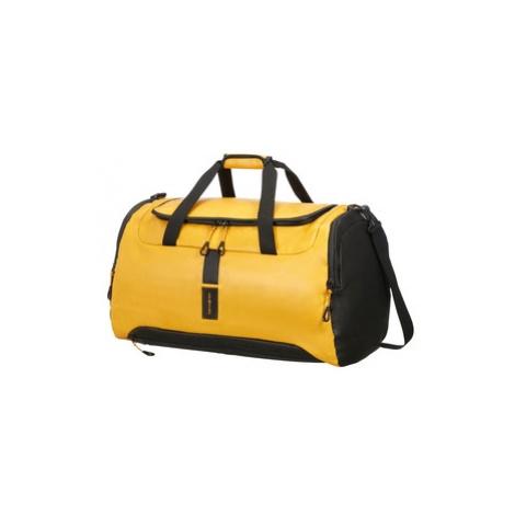 SAMSONITE Cestovní taška Paradiver light Duffle 61/24 Yellow, 61 x 35 x 34 (74778/1924)