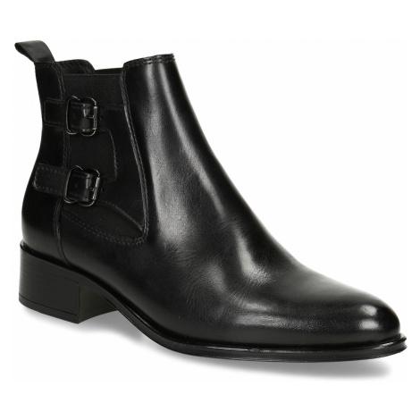 Kožená dámská Chelsea obuv Baťa