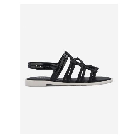 Boemia + Salinas Sandále Melissa Černá