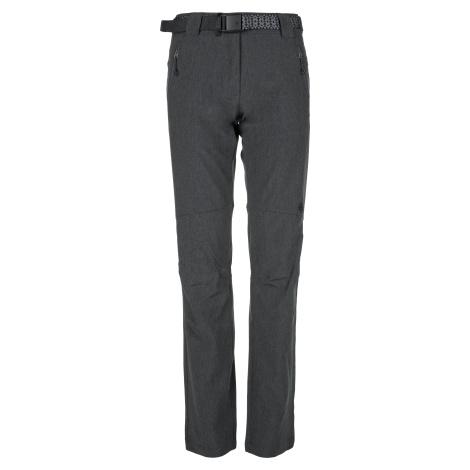 Dámské kalhoty KILPI WANAKA-W tmavě šedá