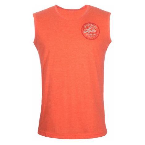 Pánské triko Alpine Pro HOUDIN - oranžová