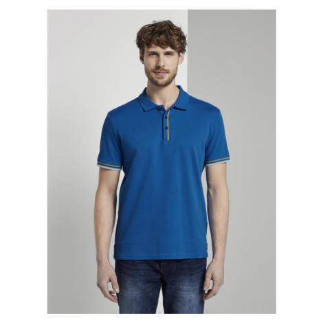Tom Tailor pánské triko s límečkem 1017575/20587