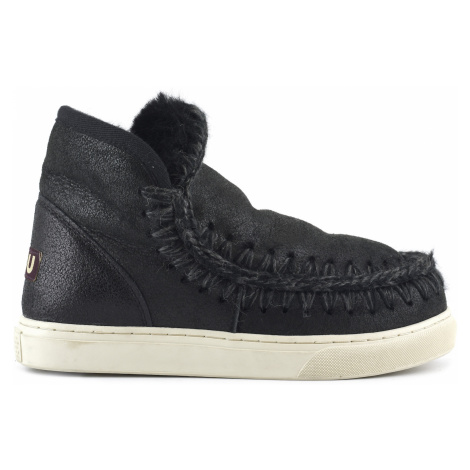 ESKIMO SNEAKERS Cracked Black/Grey, size EU Mou