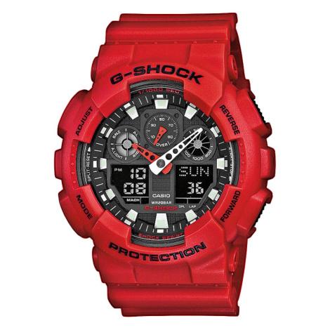 G-Shock GA-100B-4AER Casio
