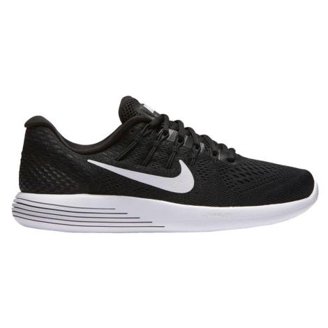Dámské běžecké boty Nike LunarGlide 8 Černá / Bílá