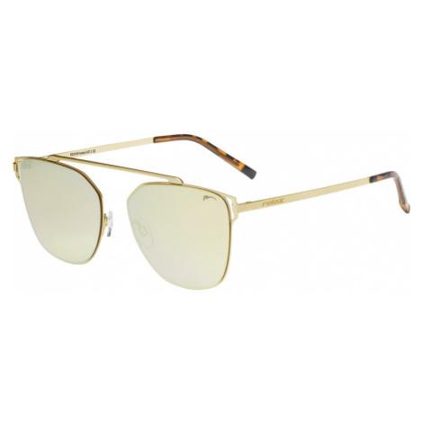 RELAX Hunda Sluneční brýle R2331B zlatá L