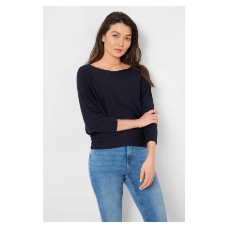 Netopýří pulovr s 3/4 rukávy Orsay