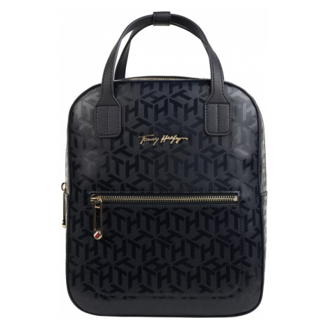 Tommy Hilfiger dámský tmavě modrý batoh ICONIC