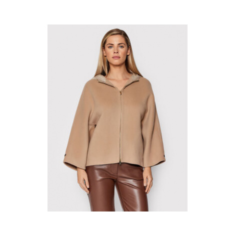 Vlněný kabát Peserico