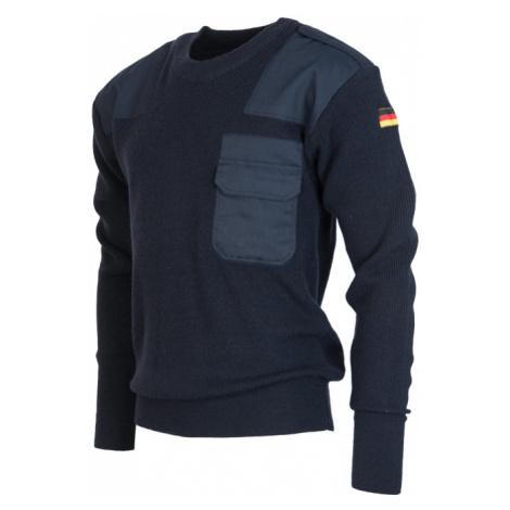 Pulovr BW Commando Plus modrý Max Fuchs